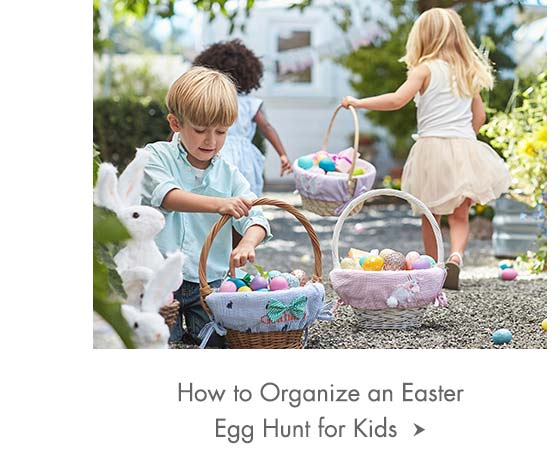 How to organize an Easter Egg Hunt for Kids