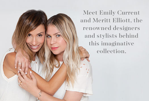 Meet Emily Current and Meritt Elliott