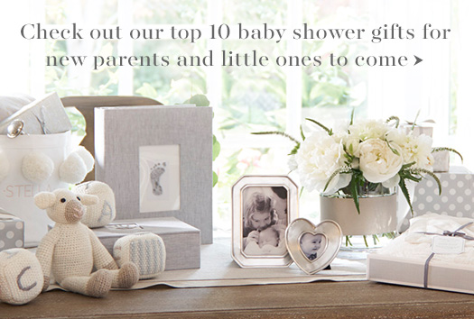 Check out our top 10 baby shower gifts for new parents and little ones to come