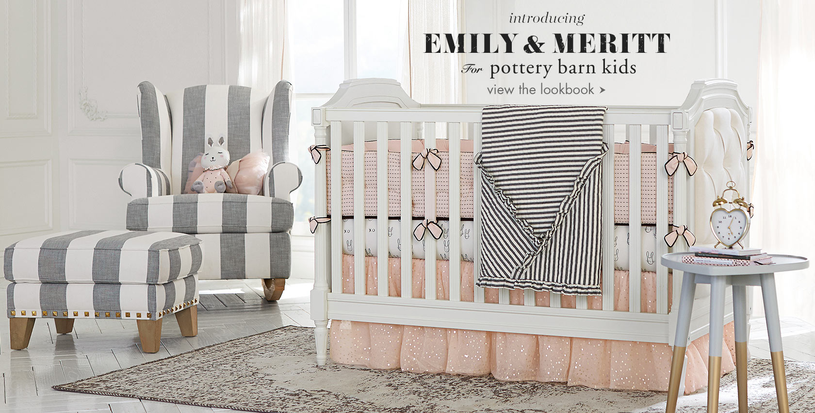 Emily & Meritt lookbook for PK