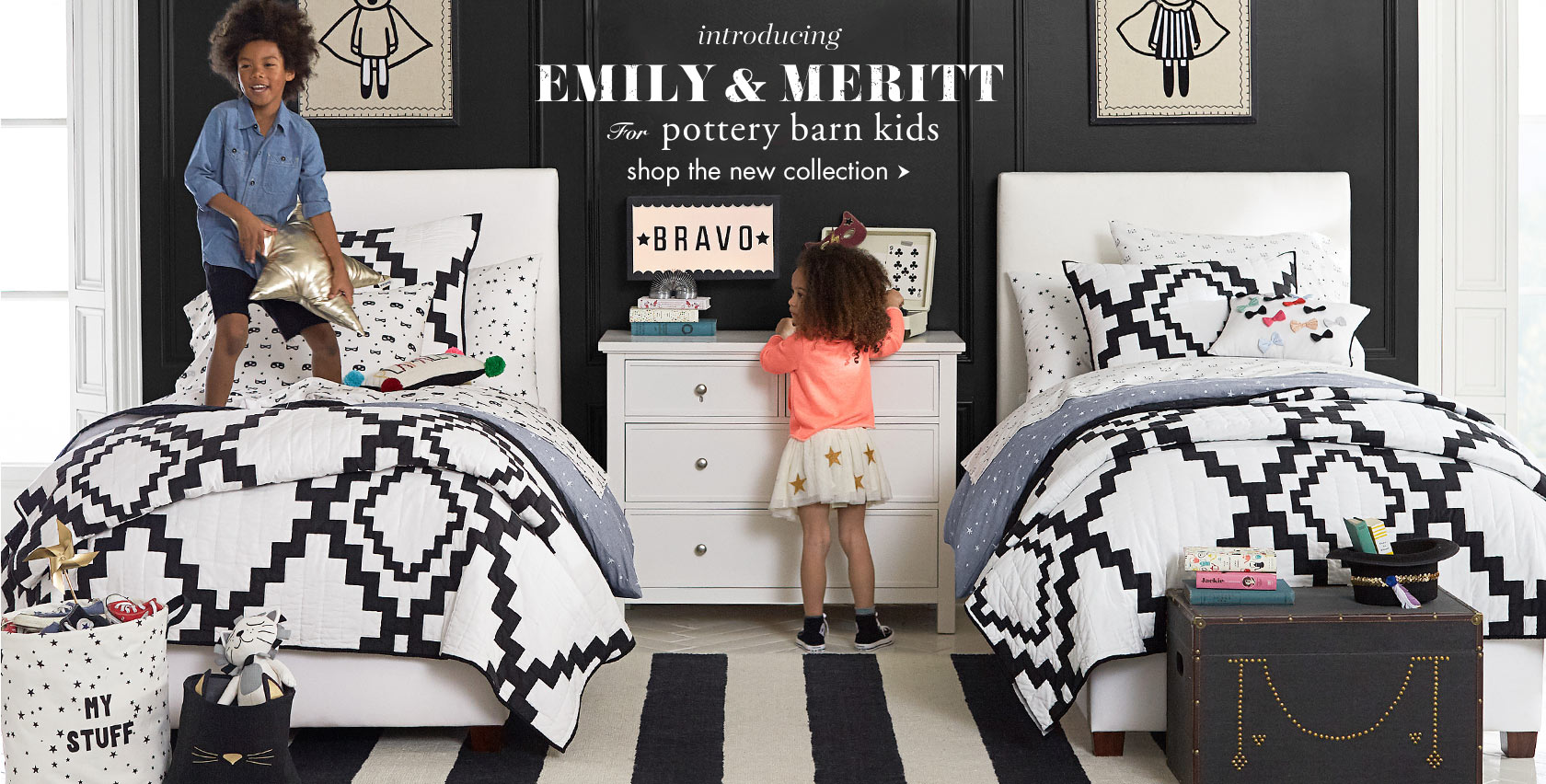 Emily & Meritt Collection