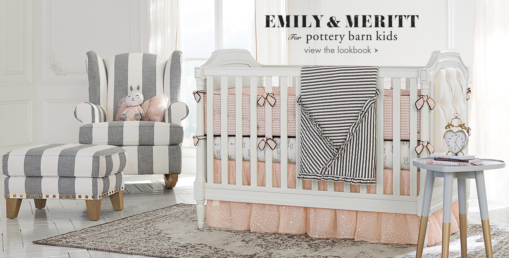 Emily & Meritt lookbook for PK
