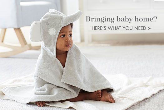 Bringing Baby Home? Here's what you need