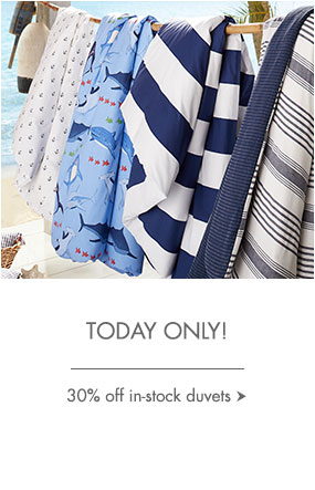 In-Stock Duvets Sale