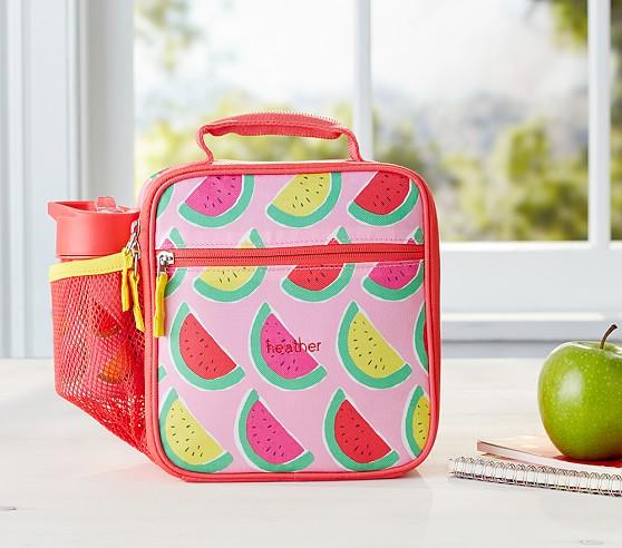 Mackenzie Pink Watermelon Lunch Bag