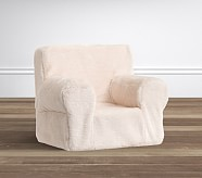 Anywhere Chair® - Ivory Fur