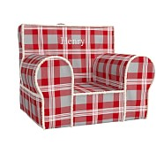 Plaid Flannel Anywhere Chair®