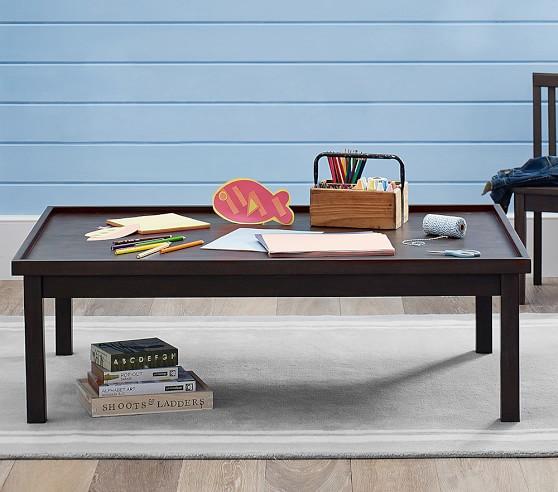Pottery barn activity table