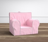 Pin Dot Light Pink Anywhere Chair®