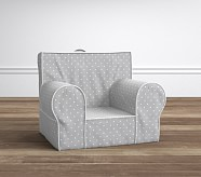 Pin Dot Gray Anywhere Chair®