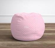 Anywhere Beanbag® - Pin Dot Light Pink