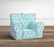 Embriodered Flamingo Anywhere Chair®