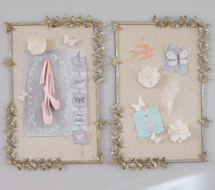 Gorgeous Monique Lhuillier pin board