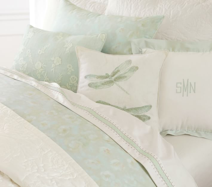 Gorgeous Monique Lhuillier duvet cover