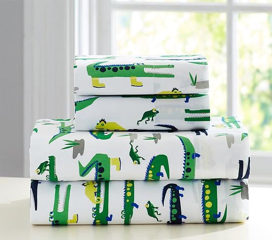 Alligator Sheet Set