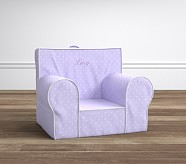 Pin Dot Lavender Anywhere Chair®