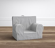 Gray Harper My First Anywhere Chair®