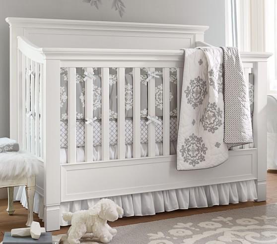 Organic Genevieve Nursery Bedding