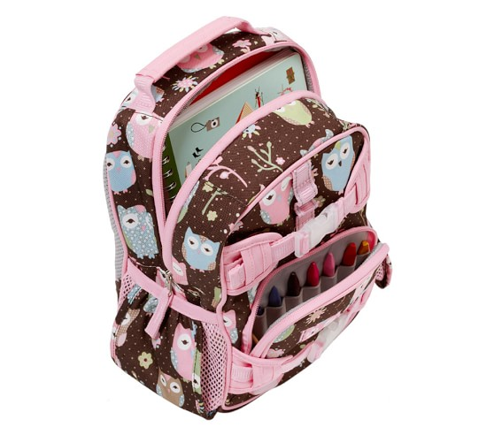 Mackenzie Lavender Butterfly Backpacks Pottery Barn Kids