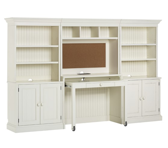 Thomas Smart Desk Wall System Pottery Barn Kids