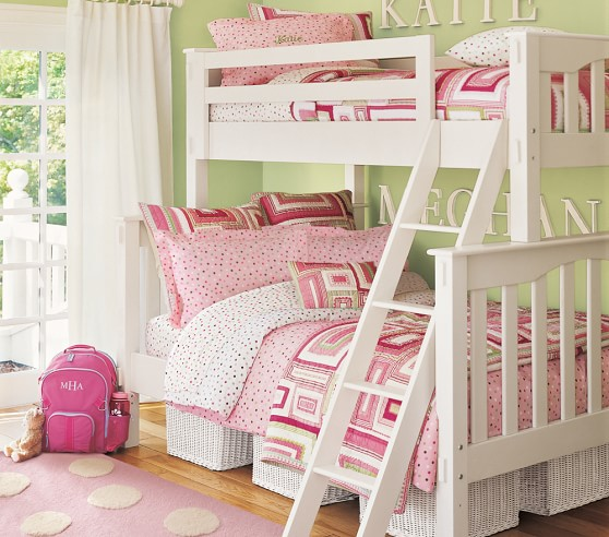 Katie Patchwork Quilted Bedding Pottery Barn Kids