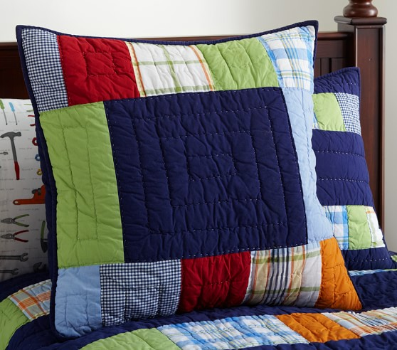 Aaron Quilted Bedding