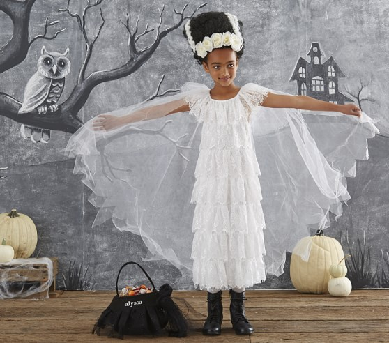 Monster's Bride Costume | Pottery Barn Kids