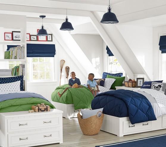 belden bed pottery barn kids. Black Bedroom Furniture Sets. Home Design Ideas