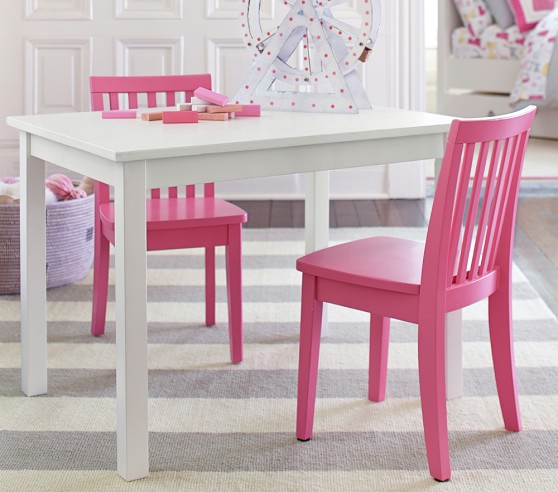 carolina small table 2 chairs set pottery barn kids