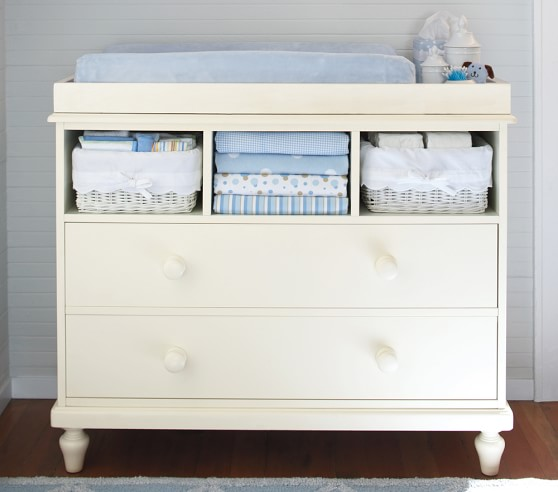 Sleigh Changing Table Pottery Barn Kids
