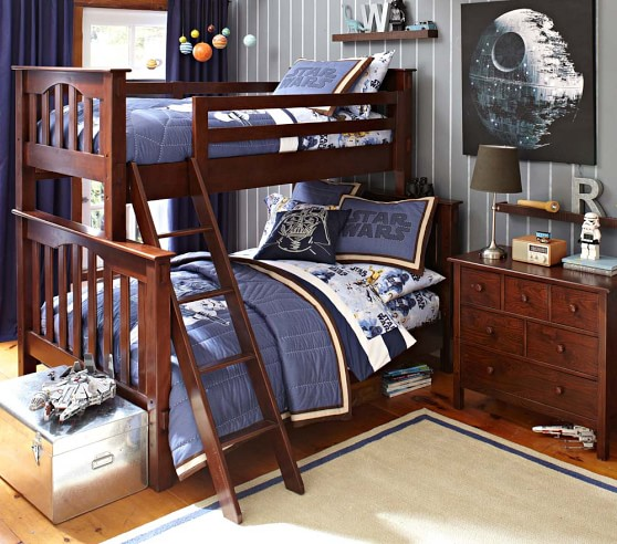 Kendall Twin-over-Full Bunk Bed