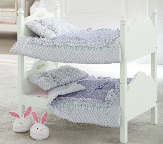 Bunk Bed Dolls: Doll Bunk Bed & Bedding