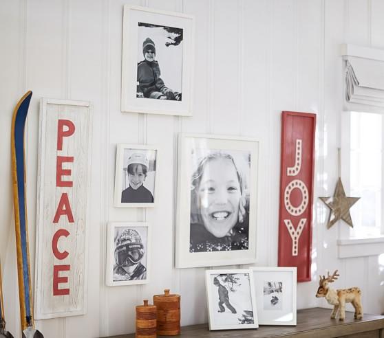 White Gallery Frames Pottery Barn Kids
