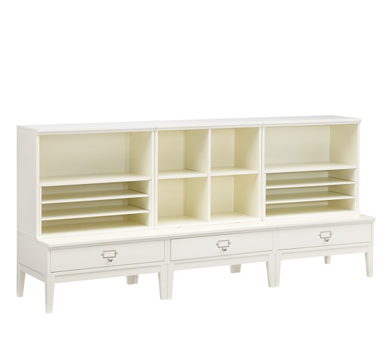 Cameron Wall Library Base Set Pottery Barn Kids