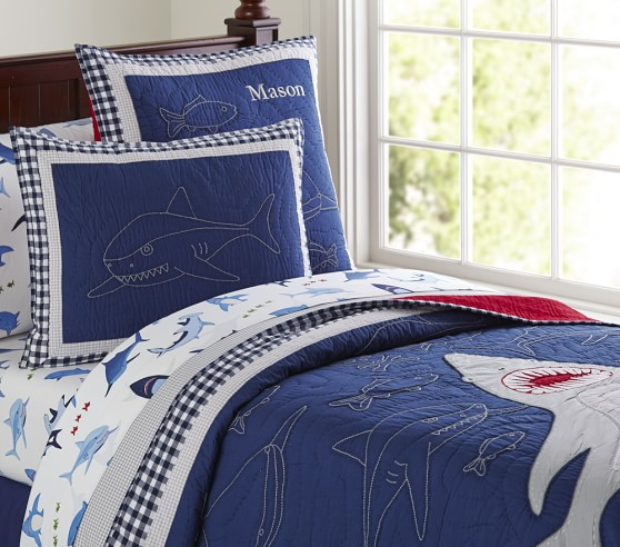 Pottery Barn Twin Size Bedding