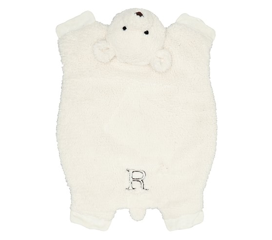 Sherpa Bear Play Mat