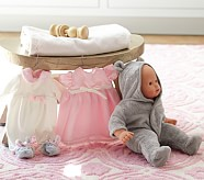 Baby Doll Wardrobe Set