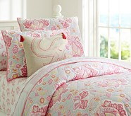 Elyse Quilt, Twin, Pink