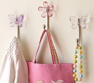 Flower Hooks, Pink