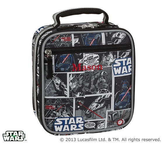 <em>Star Wars</em>&#8482; <em>Darth Vader</em>&#8482; Classic Printed Lunch Bag