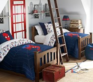 Kendall Bed & Drawer Chest Set