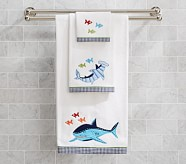 Shark Wash Cloth