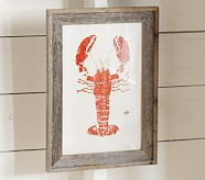 Red Lobster Art
