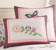 Woodlands Standard Quilted Sham