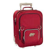 Fairfax Red/Navy Small Luggage, Dino