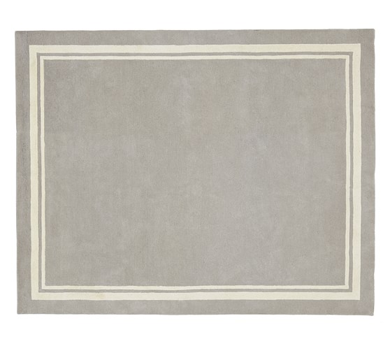 Harper Rug (Gray) 3x5'
