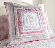 Phoebe Euro Quilted Sham