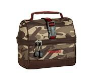 Mackenzie Retro Lunch Bag, Brown Camo