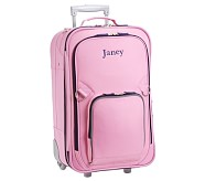 Large Luggage, Fairfax Pink Solid, No Patch