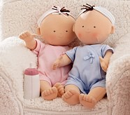 Twin Baby Dolls Bella & Beckett